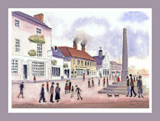 Lowry Visits Bawtry