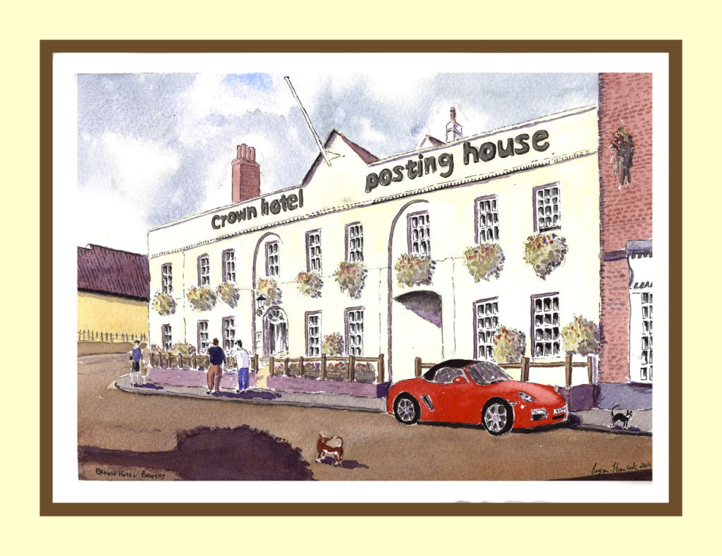 Crown Hotel Bawtry
