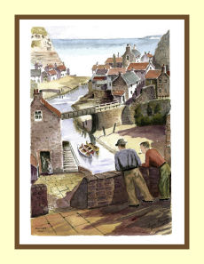 Staithes 1950