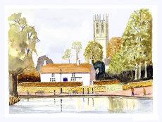 Tickhill Pond