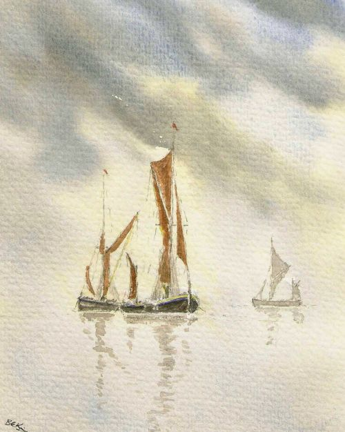 Barges I