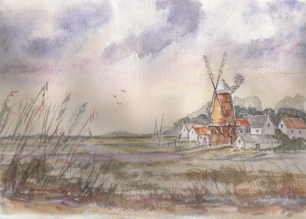 Cley Mill - Norfolk
