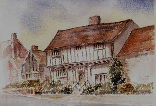 Lady Street - Lavenham