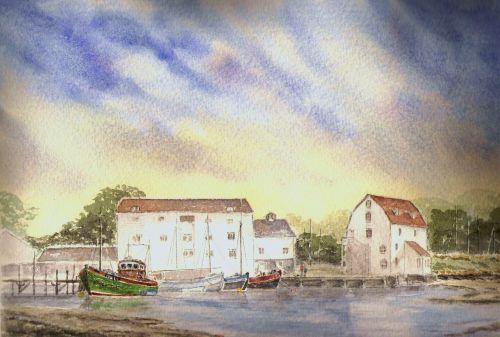 The Tide Mill - Woodbridge