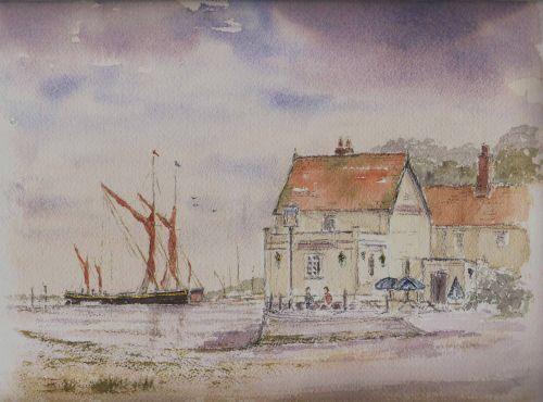 Butt & Oyster - Pin Mill