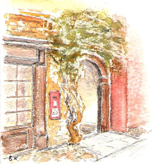 Nayland Post Office