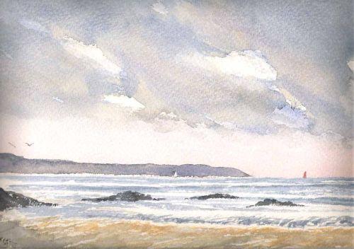 Seascape - Pembrokeshire