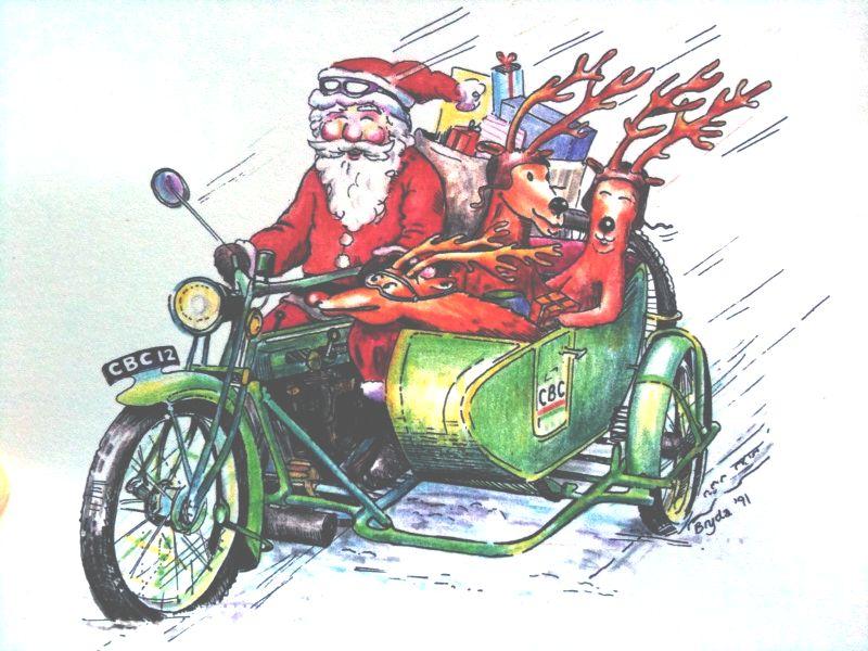 CBC Christmas Card