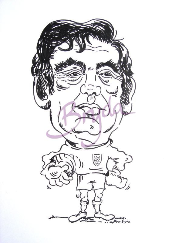 Gordon Brown as...