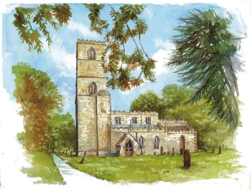Redbourne Church, Lincolnshire