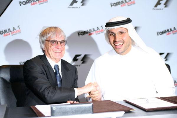 Bernie - Abu Dhabi