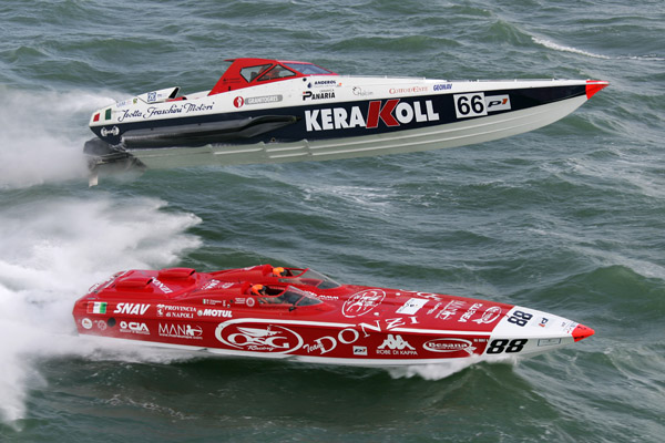 Powerboats - UK