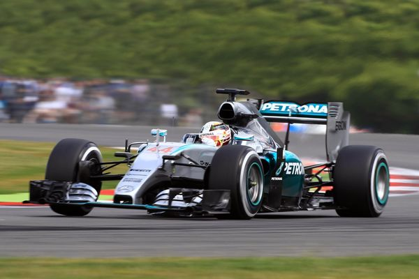 Lewis Hamilton, British GP