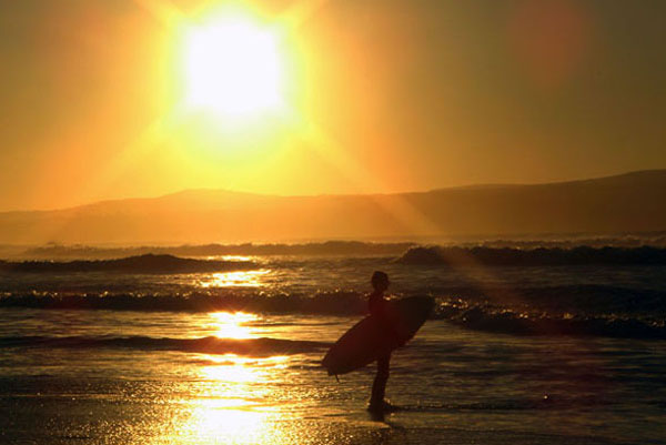 Surfing - Cornwall