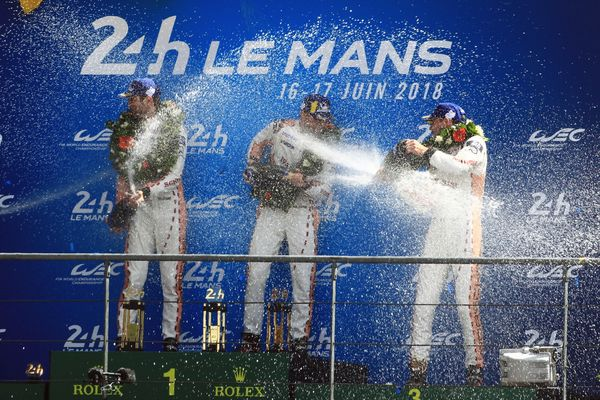 Le Mans Champagne