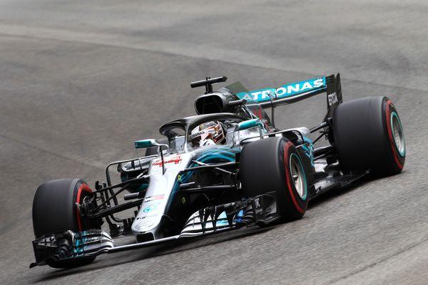 Lewis Hamilton, Italian GP
