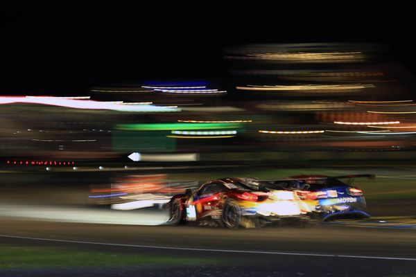 Le Mans nightlife