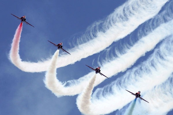 Red Arrows - UK