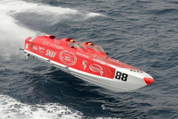 Powerboats - Malta