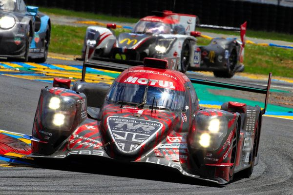 Rebellion at Le Mans 24