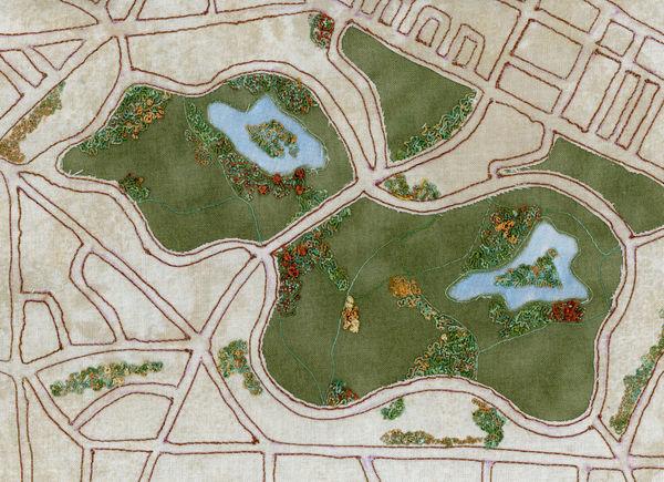 Autumn Birkenhead Park