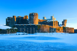 035 CAERPHILLY CASTLE
