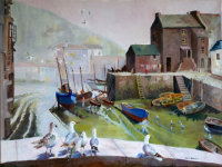 Misty Polperro (After Vernon Ward)