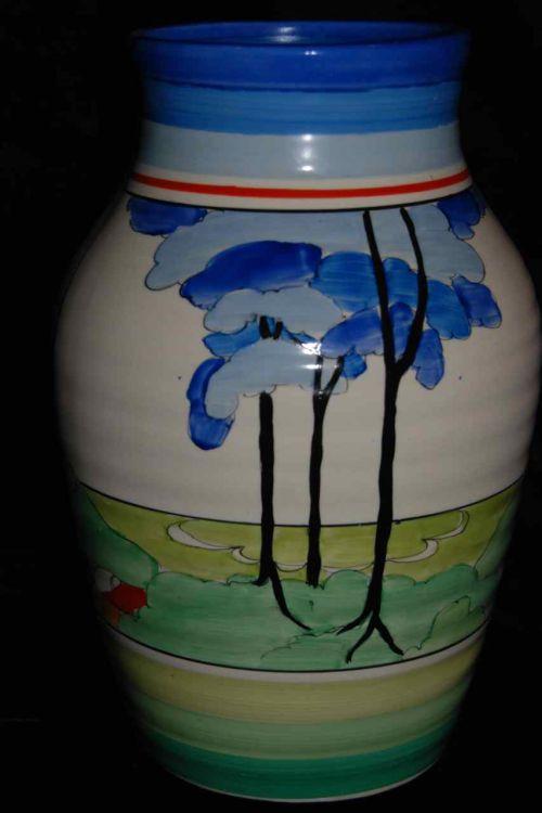 Lotus / Isis Vase