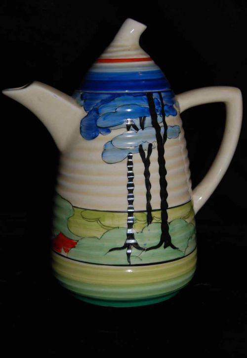 Lynton Coffee Pot