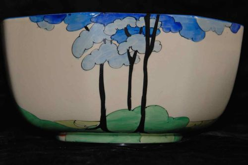 Octagonal Bowl