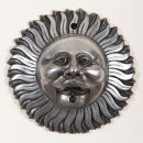 Sun (Silver finish) SORRY. OUT OF STOCK UNTIL FURTHER NOTICE