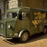 Burnham Willow H-Van our old Citroen