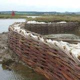 Burnham Willow Erosion Works Project. Burnham Overy Staithe