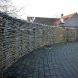 Burnham Willow Woven Willow Fencing