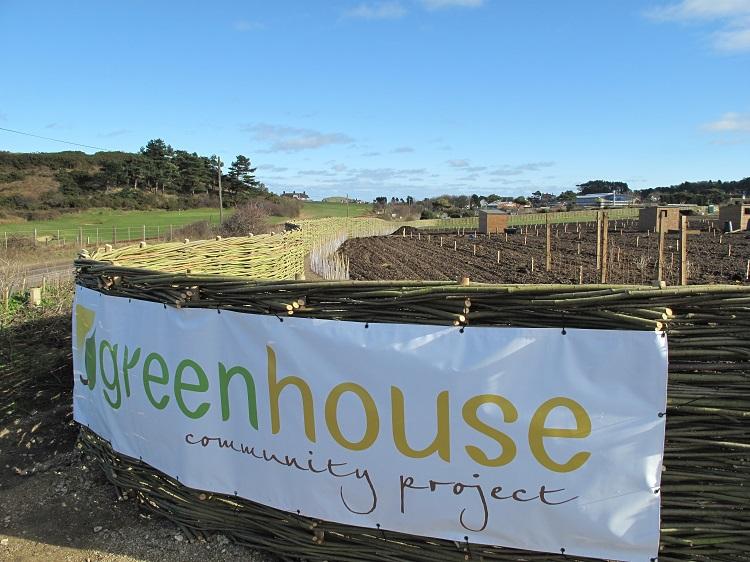 Burnham Willow and the Greenhoyuse Project Sherringham
