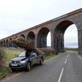 Burnham Willow  on Tour at the Welland Viaduct in Rutland