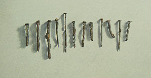 A Dozen Rusty Nails