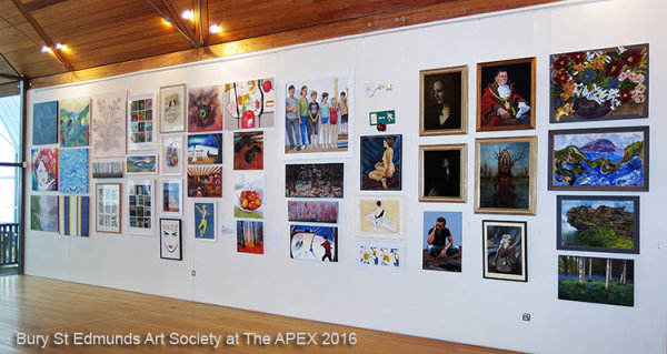 Part of the APEX Exhibition 2016