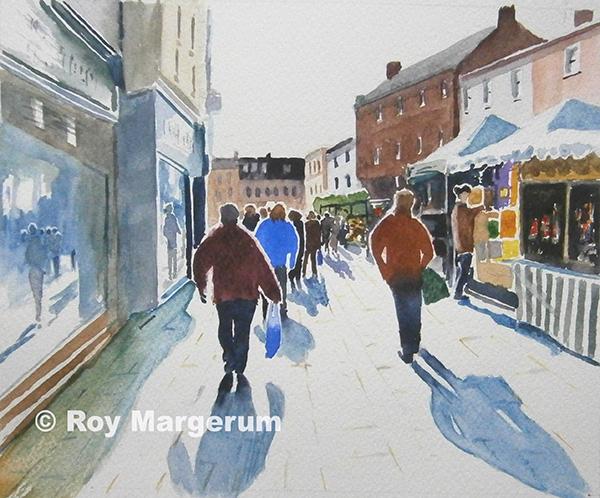 Bury St Edmunds Market