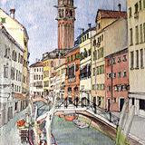 Santa Maria del Carmeio Dorsoduro, Venice