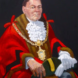 Leslie Phillips - Mayor of Dorchester