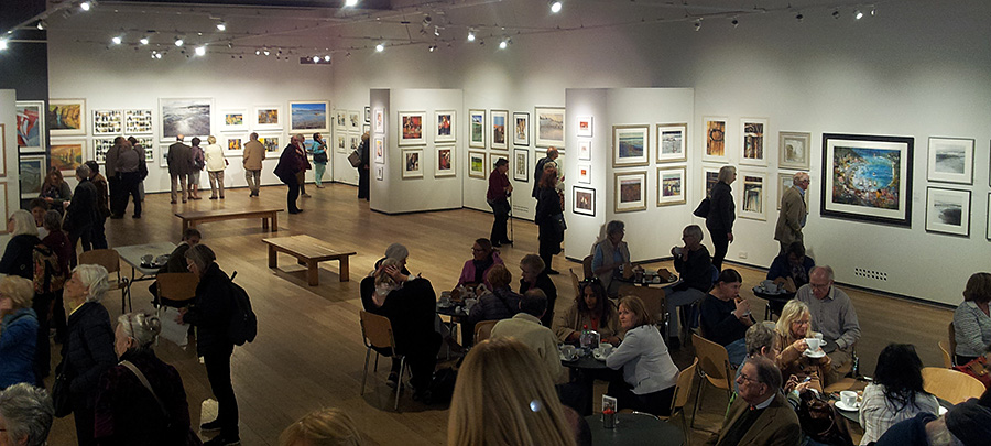 RI Exhibition at the Mall Galleries