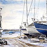 Mersea Boatyard