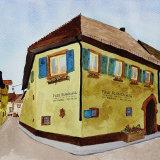 Vigneron in Alsace
