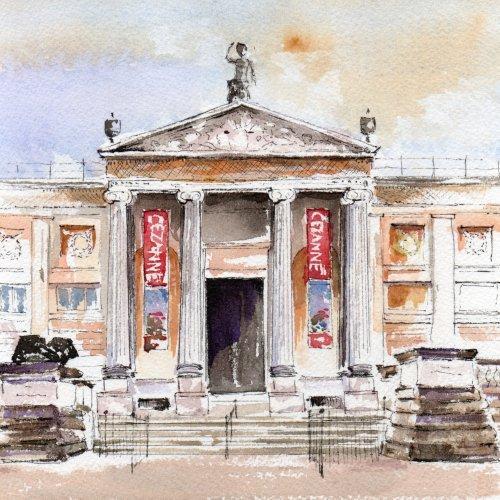 The Ashmolean Museum, Oxford