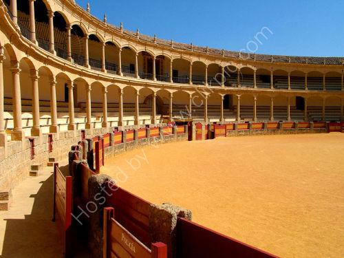 Spanish Bull Ring