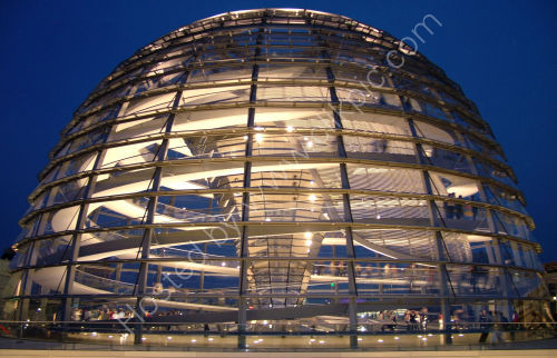 Copula, Reichstag, Berlin