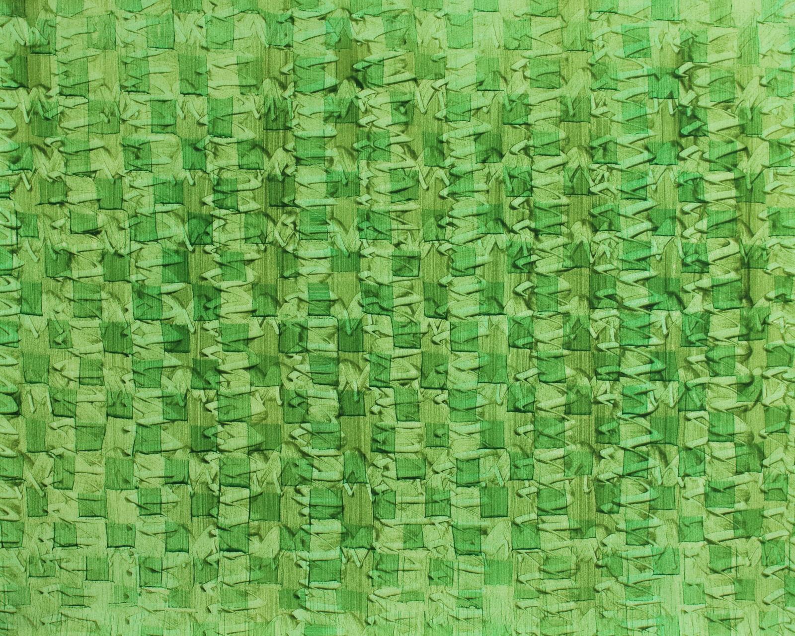 'Green Criss-Cross'