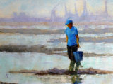various - beach, boats, people and cityscapes