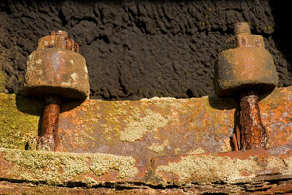 Rusting Bolts